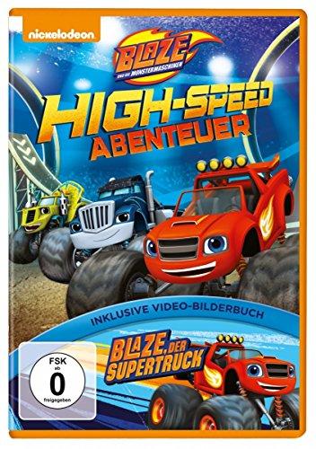 Blaze und die Monstermaschinen - High-Speed Abenteuer