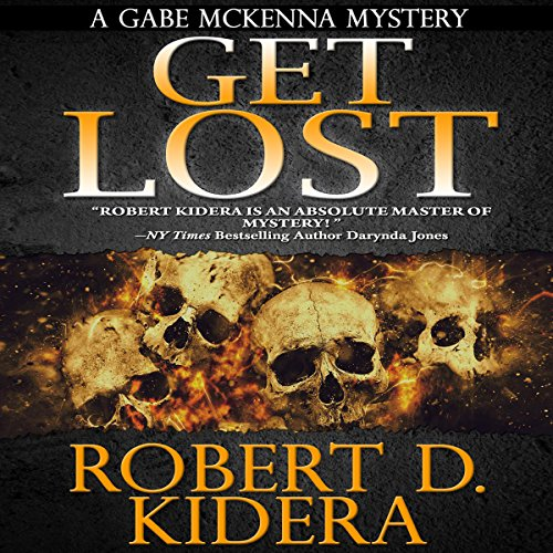 Get Lost audiobook cover art