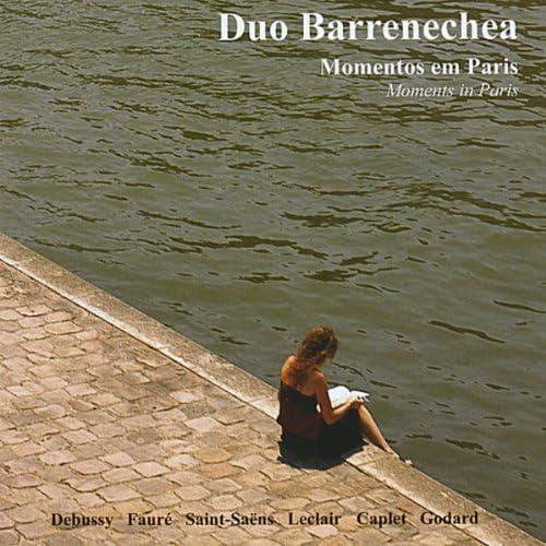 Duo Barrenechea - Flute and Piano