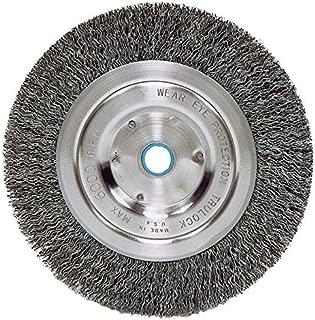Weiler 2325 Vortec Pro Medium Face Bench Grinder Wheel, 6