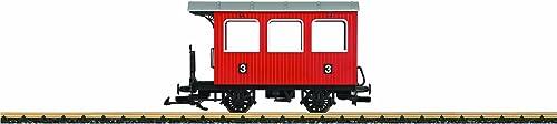 LGB 93402 - Personenwagen, rot