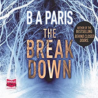 The Breakdown audiobook cover art