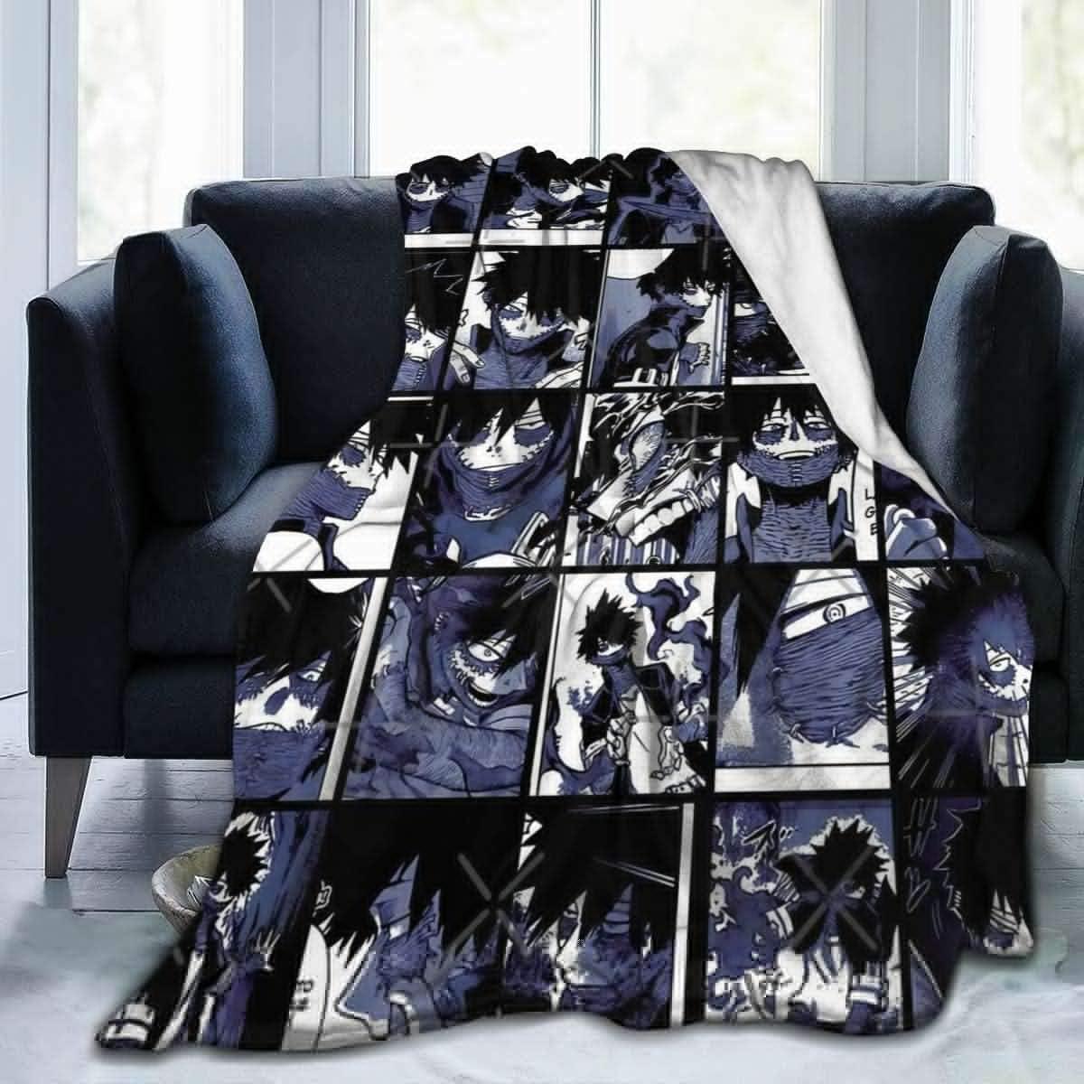 Blanket Cartoon Kids Plush Throw Flannel Under Rare blast sales Soft Fuzzy Warm