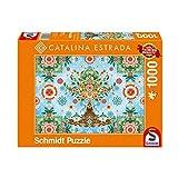 Schmidt Spiele- Catalina Estrada - Puzzle de 1000 Piezas, diseño de árbol (59589)