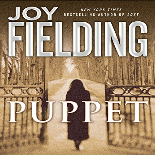 Puppet  audiobook cover art