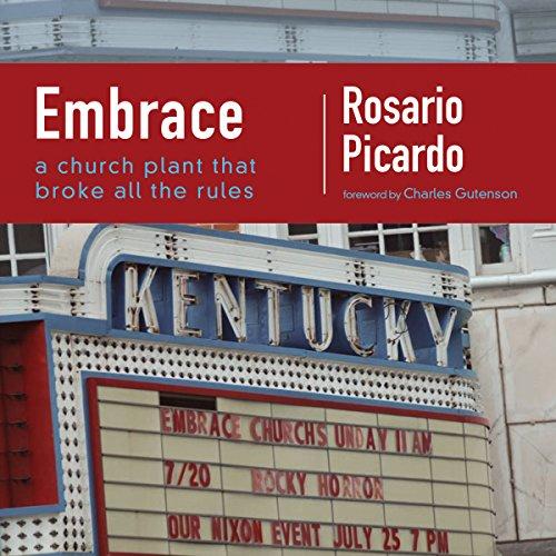 Embrace audiobook cover art
