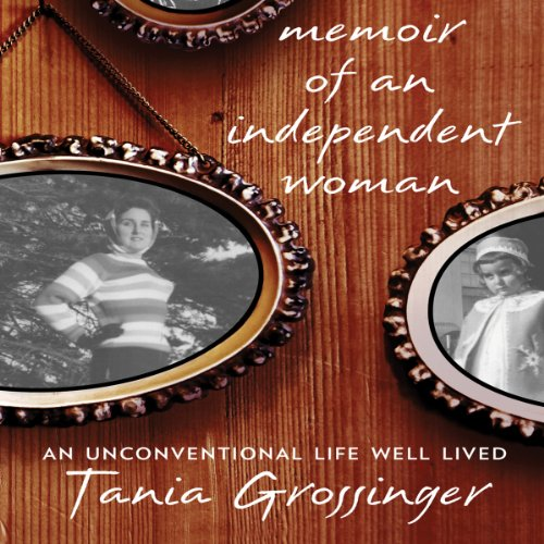 Memoir of an Independent Woman cover art