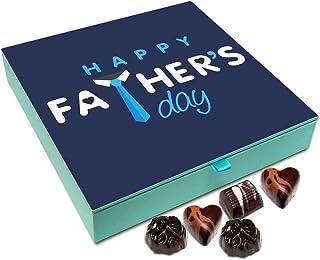 Chocholik Fathers Day Gift Box - Happy Father's Day Chocolate Box - 9pc