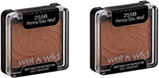 Wet 'n' Wild ColorIcon Eye Shadow Single (2 Pack), Penny 255B