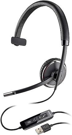 Plantronics 88860-02 Blackwire C510-M Cuffie per PC, Nero/Antracite - Trova i prezzi più bassi
