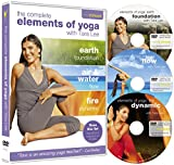 Elements of Yoga: The Collection with Tara Lee (3 DVD Set) Box Set