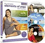 Tara Lee: Elements of Yoga (3 DVD Boxset: Earth, Air & Water, Fire)