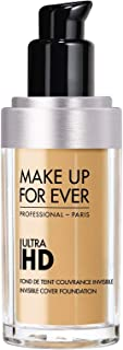 Make Up For Ever Ultra HD Invisible Cover Foundation - # Y255 (Sand Beige) 30ml/1.01oz