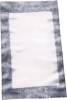 "Dynarex Tattoo Soaker Pads - Non Stick - Medium - 4"" x 7"" - Black - 500 Count"