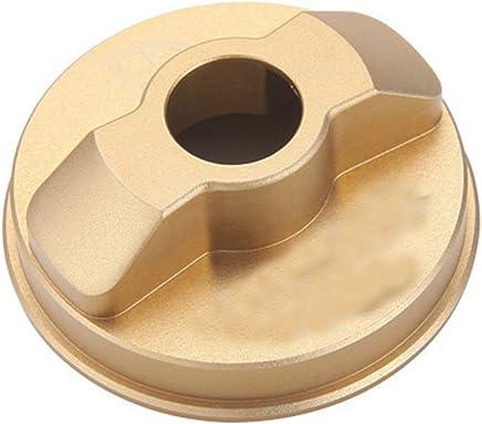 FOR JEEP Wrangler 2008-2017 Metal Lockable Fuel Filler Door Cover Gas Tank Cap