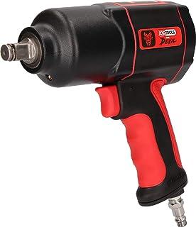 KS Tools 515.1200 THE DEVIL högpresterande tryckluft slagnyckel, svett/röd, 1/2 tum, max. lossande vridmoment 1600 Nm