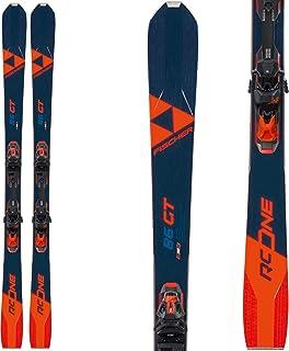 Fischer RC One 86 GT Skis w/RSW 12 GW Bindings Mens