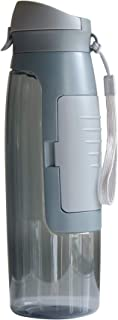 Mystic River Sport Water Bottle - with Storage