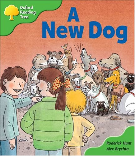 Oxford Reading Tree: Stage 2: Storybooks: a New Dogの詳細を見る