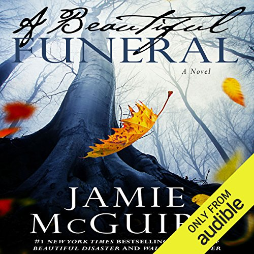 A Beautiful Funeral                   Written by:                                                                                                                                 Jamie McGuire                               Narrated by:                                                                                                                                 Teri Schnaubelt,                                                                                        Joe Arden                      Length: 7 hrs and 48 mins     3 ratings     Overall 4.0