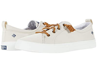 Sperry Crest Vibe Canvas (Oat) Women