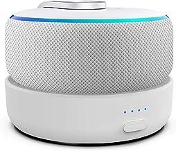 GGMM D3 Echo dot Battery Base, Amazon Echo Dot 3rd Gen Accessories, Alexa Echo Dot Charger(Power Cord and Echo Dot 3rd Gen... photo