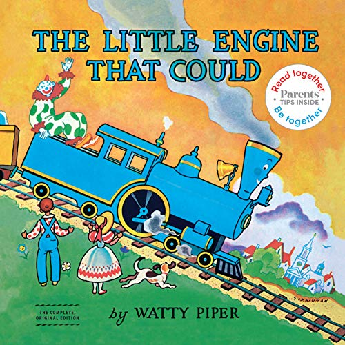 The Little Engine That Could: Read Together Edition (Read Together, Be Together)