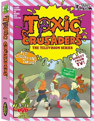 Toxic Crusaders - The Television Series