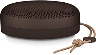 Bang & Olufsen Beoplay A1 Portable Bluetooth Speaker with Microphone, Chestnut