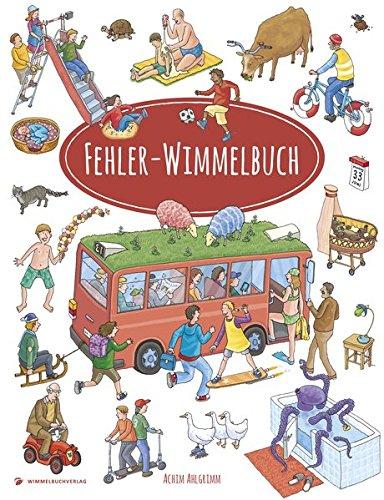 Fehler Wimmelbuch ab 2 Jahre: Kinderbücher ab 2 Jahre