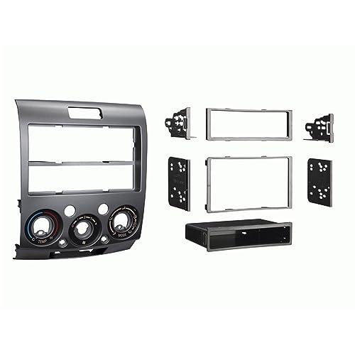 Metra 99-7517S Mazda BT-50/Ford Ranger ISO DIN Kit (Silver