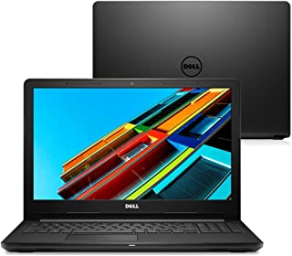 "Notebook Dell Inspiron 15 Série 3000, Tela Led 15.6"" HD, Cor Preto, 7ª Geração Intel Core i3, RAM 4GB, HD 1TB, Ubuntu Linux , i15-3567-D15P"