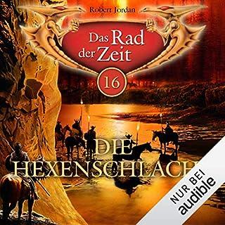 Die Hexenschlacht audiobook cover art