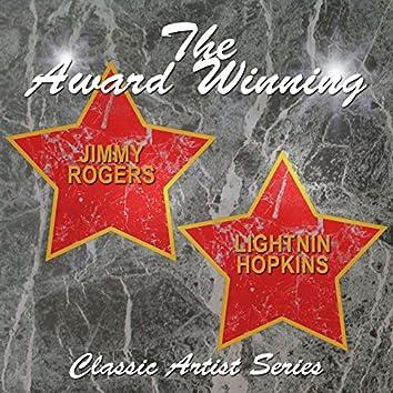 The Award Winning Lightnin' Hopkins and Jimmy Rogers