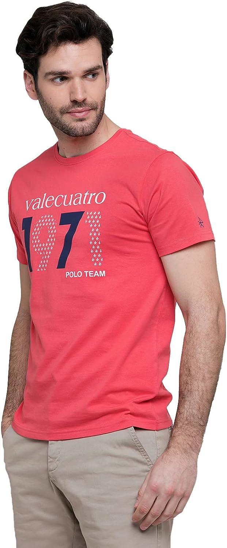 Camiseta para Hombre, Diseño Original en Algodón - Valecuatro