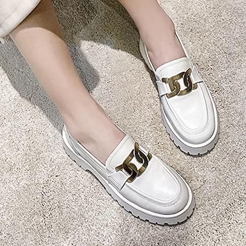 ELMM Aiyuqi Shoes Women Spring 2021 Nuevo Nuevo Blanco Blanco STEAKES sobre STEAKERS Genuina DE Cuero Casual Tendencia ZAPONIOS Estudiantes