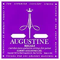 AUGUSTINE オーガスチン クラシックギター弦 リーガル2弦 REGAL 2nd
