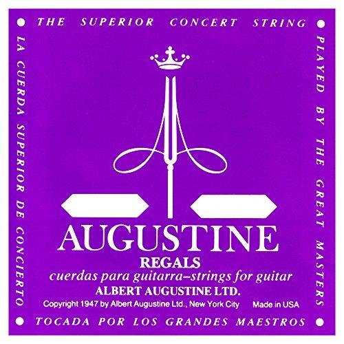 Augustine 650501 Regals Label Saiten für Klassik Gitarre - E1
