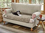 Orvis Improved Furniture Protector/Only X-Large Sofa Protector, Brown Tweed