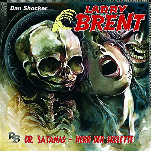 Dr. Satanas - Herr der Skelette Titelbild