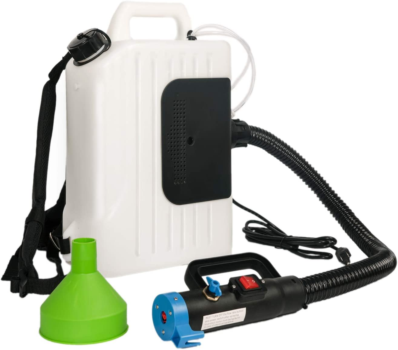 INMAKER Disinfectant Fogger Machine Houston Super Special SALE held Mall Backpack Sanit ULV Electric