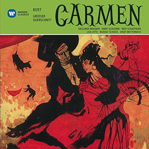 CARMEN · Oper in 4 Akten · Großer Querschnitt, deutsch gesungen, Zweiter Akt: Euren Toast kann ich wohl erwidern - Auf in den Kampf, Torero