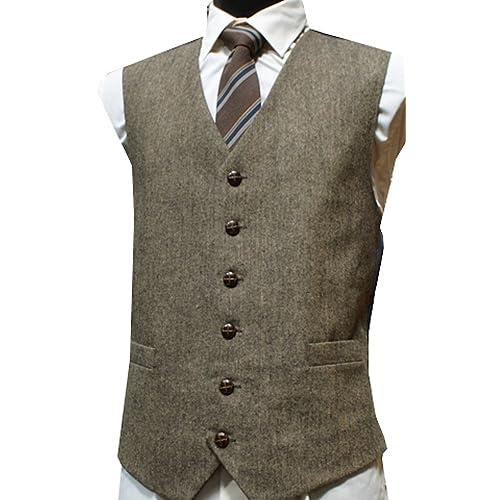 f803a92bc Mens Wool Vest: Amazon.com