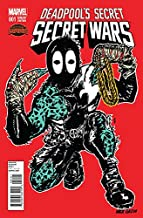 Deadpools Secret Secret Wars #1 Gazin Album Artist Va