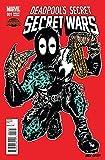 Deadpools Secret Secret Wars #1 Gazin Album Artist Va