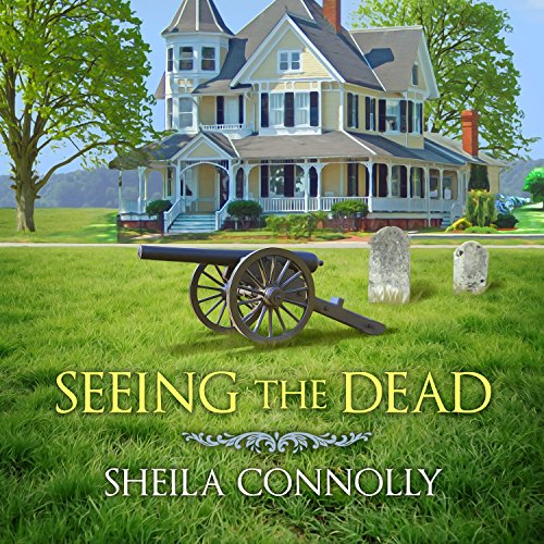 Seeing the Dead audiobook cover art