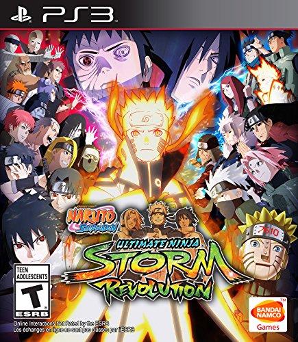 Naruto Shippuden: Ultimate Ninja Storm Revolution - PlayStation 3