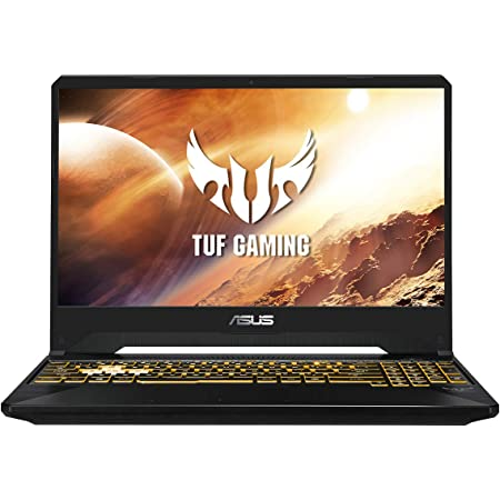 "Asus TUF Gaming FX505GT-BQ025 - Portátil de 15.6"" FullHD (Intel Core i5-9300H, 16GB RAM, 1TB HDD y 256GB SSD, Nvidia GeForce GTX1650-4 GB, sin sistema operativo) negro - Teclado QWERTY Español"