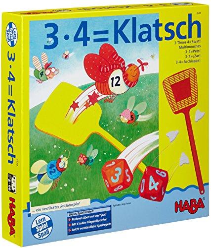 Haba -   4538 - 3X4=Klatsch,