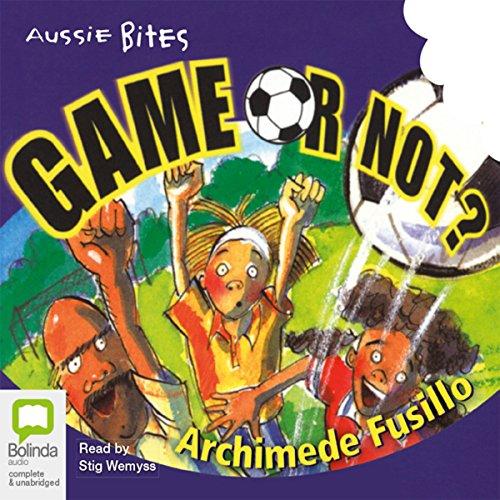 Aussie Bites audiobook cover art